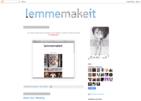 lemmemakeit.blogspot.co.uk