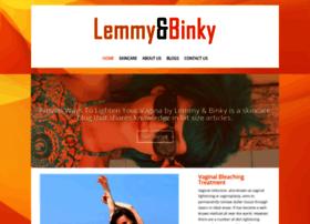 lemmyandbinky.com
