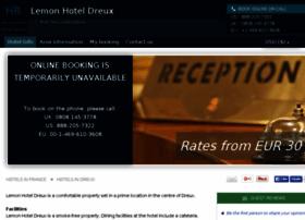 lemon-hotel-dreux.h-rez.com