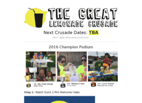 lemonadecrusade.com