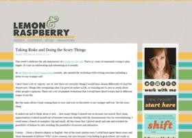 lemonandraspberry.com