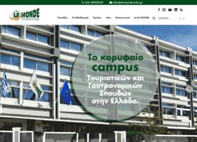 lemonde.edu.gr