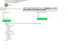 lemondedubagage.com