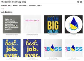 lemondropswagshop.spreadshirt.com