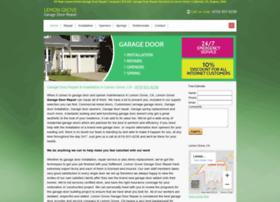 lemongrovecagaragedoorrepair.com