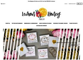 lemonhoneyjewelry.com