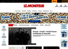 lemoniteur.fr