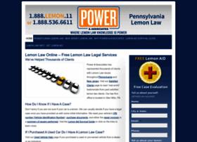 lemonlawonline.com
