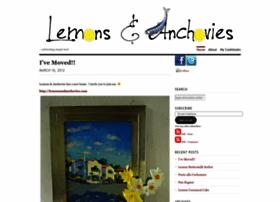 lemonsandanchovies.wordpress.com