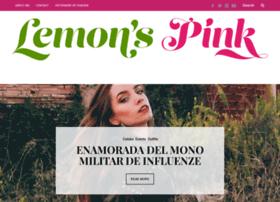 lemonspink.com