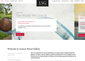 lemonstreetgallery.co.uk