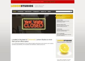 lemonstudioslondon.com