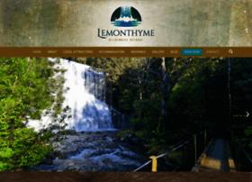 Lemonthyme.com.au