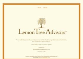 lemontreeadvisors.com