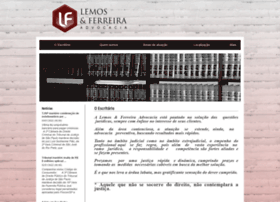 lemoseferreira.com.br