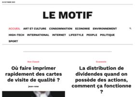 lemotif.fr