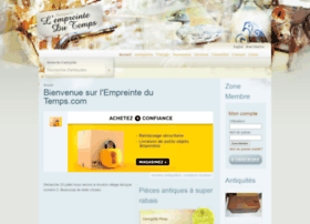 lempreintedutemps.com