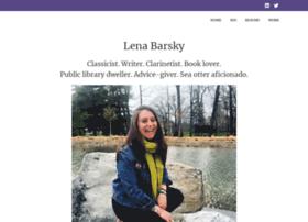 lenabarsky.com