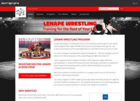 lenapejrwrestling.com