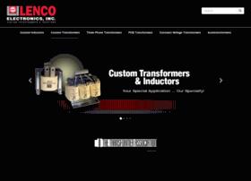 lenco-elect.com