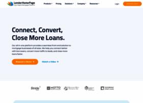 lenderhomepage.com