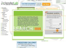 lenderlab.com