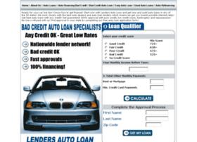 lendersautoloan.com