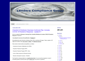 lenderscomplianceblog.com