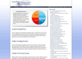lendingresource.org