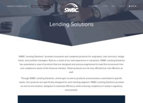 lendingsolutions.swbc.com