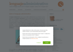 lenguajeadministrativo.com