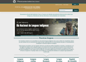 lenguasdecolombia.gov.co