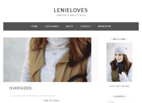 lenieloves.wordpress.com