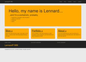 lennardf1989.com