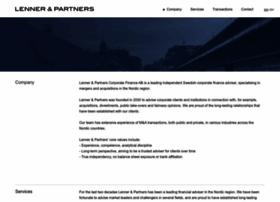 lennerpartners.com