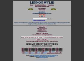 lennonwylie.co.uk