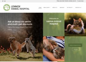 lennoxanimalhospital.com