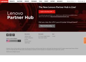 lenovopartnernetwork.com