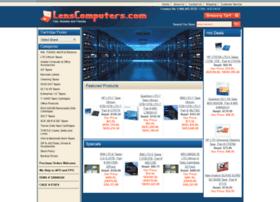 lenscomputers.com