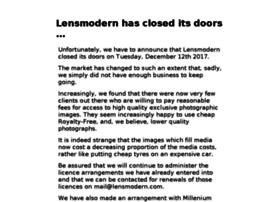 lensmodern.com