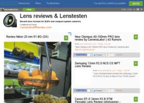 lensreview.camerastuffreview.com