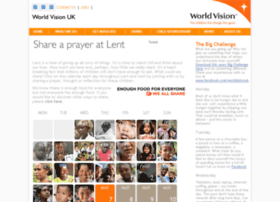 lent.worldvision.org.uk