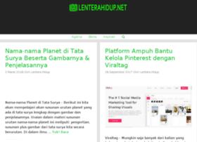 lenterahidup.net