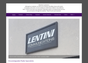 lentinicomm.com
