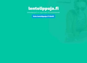 lentolippuja.fi