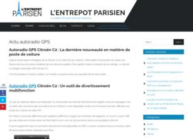 lentrepotparisien.com