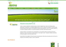 lentus.in