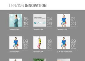 lenzinginnovation.lenzing.com