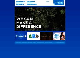 lenzingpapier.com