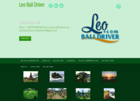 leobalidriver.com